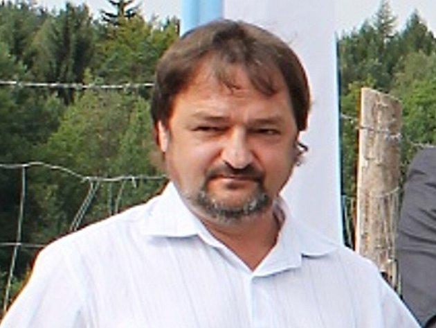 Starosta Broumova Milan Kotrnec.