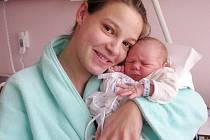 DAVID KURU přišel na svět 29. listopadu 2010 ve 20:15 hodin s délkou 51 cm a váhou 3715 g. Domov má s rodiči Boženou a Michalem, a s tříletou sestřičkou Vanessou, v Náchodě.