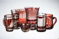 V klášteře začala unikátní výstava skla a porcelánu.