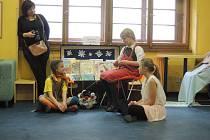 Den pro dětskou knihu v Náchodě.