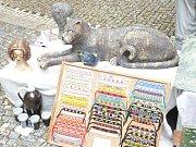 Trhy řemesel v Novém Městě nad Metují.