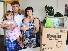 Tadeáš Šula z Vysoké Srbské se stal nejkrásnějším miminkem měsíce června.