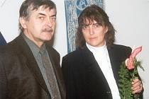 ZLATÝ KOLOVRAT letos získá i Marcela Hovadová (vpravo).