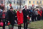 Na přelomu ledna a února pokračoval program oslav 200. výročí narození Boženy Němcové dalšími akcemi. Městem Česká Skalice vyhlášený Rok Boženy Němcové je poctou spisovatelce u této příležitosti.
