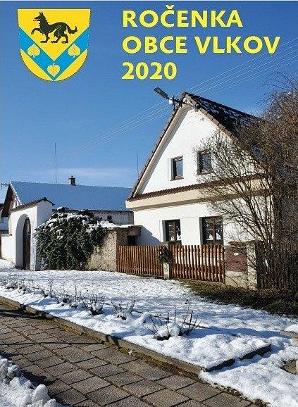 Ročenka obce Vlkov.