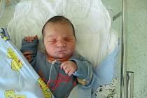 Daniel Petr je na světě! Narodil se ve středu 15. dubna 2020 v 01:35 hodin, vážil 3,53 kg a měřil 49 cm.