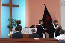 V České Skalici připomněli 600 let od upálení Jana Husa