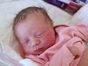 Viktorie Bergerová z Červeného Kostelce se narodila 30. ledna 2019 v 5,04 hodin, vážila 3095 gramů a měřila 47 centimetrů. Rodiče Simona a Jan Bergerovi mají doma ještě dvouletého chlapečka Štěpánka.