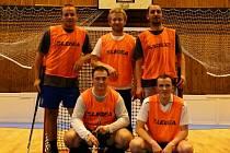 Vítězství ve florbalovém turnaji nakonec slavili hráči Studnice, kteří  hráli v poněkud nadregionálním složení.