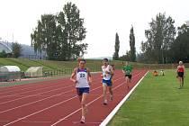 Běžecký závod Zlatá desítka.