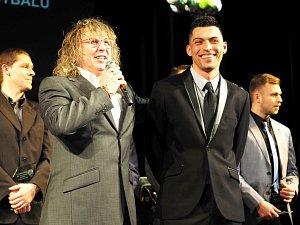 David Hlava (vpravo)