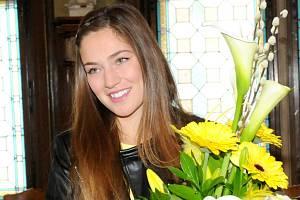 Andrea Bezděková z Náchoda.