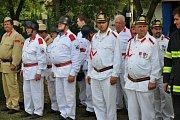 Dobrovolní hasiči v Bělovsi slavili 130 let od svého založení.