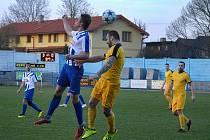 Fotbalová divize C: FK Náchod - FK Přepeře.
