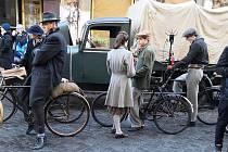 Dánský režisér natáčel v Josefově válečné drama.