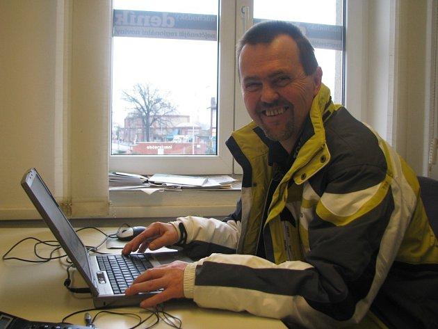 Při online rozhovoru s trenérem a startérem nedávno skončeného MS v klasickém lyžování v Liberci Stanislavem Jiráskem.