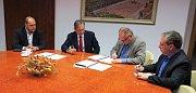 ZŠ Komenského se dočká nové tělocvičny, stavět se začne na jaře