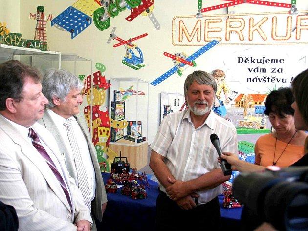 Muzeum Merkur v Polici nad Metují.