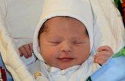 SEBASTIÁN GUTIERREZ je prvním děťátkem šťastných rodičů Zuzany a Daniela z Prahy. Chlapeček se narodil 19. října 2017 v 7.36 hodin, vážil 2860 gramů a měřil 48 centimetrů.