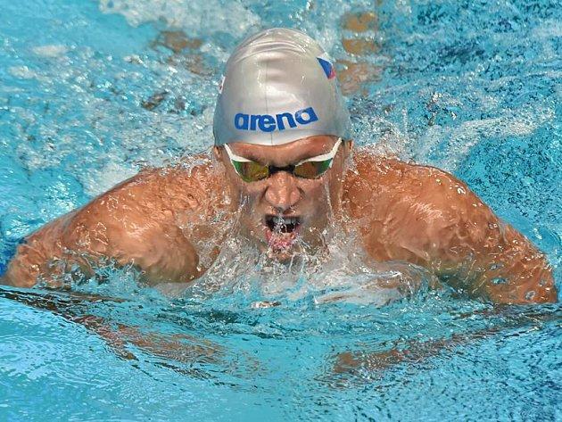 NÁCHODSKÝ plavec Pavel Janeček se z nedávného Mistrovství světa v Kazani vrací se dvěma dvaadvacátými pozicemi.