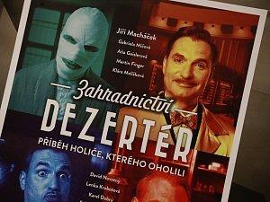 Dezertér. Filmová delegace v kině Vesmír