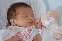 MARIANA KOCOUROVÁ je prvním miminkem Terezy a Tomáše z Jaroměře. Holčička se narodila 15. března 2016, vážila 3010 gramů a měřila 49 centimetrů.