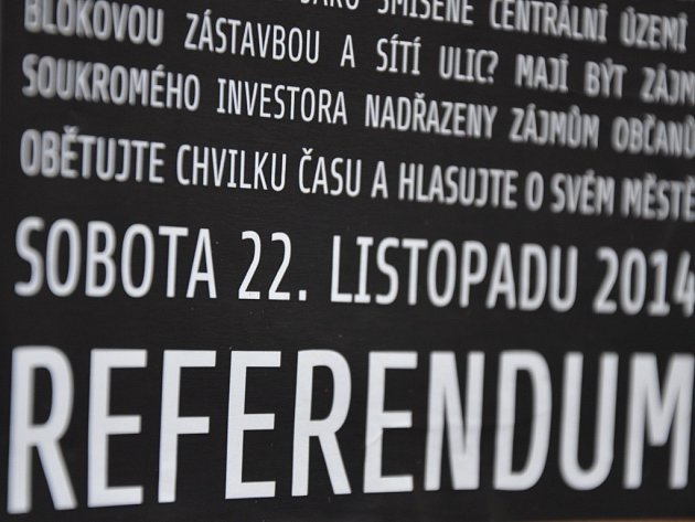 Obyvatelé Náchoda mohou vyslovit v místním referendu názor, zda chtějí, aby město, bude-li to někdy po dohodě s vlastníkem a za přijatelnou cenu možné, odkoupilo areál bývalé textilky Tepna.