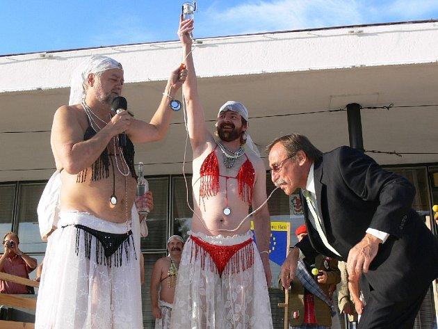 Pavel Zedníček, prezident festivalu komedie Hrnec smíchu.