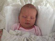 MARIE DOHNALOVÁ potěšila svým příchodem na svět šťastné rodiče Martinu Kučerovou a Jakuba Dohnala z Náchoda. Holčička se narodila 25. března 2017 v 5.46 hodin. Její míry byly 48 centimetrů a 3205 gramů.