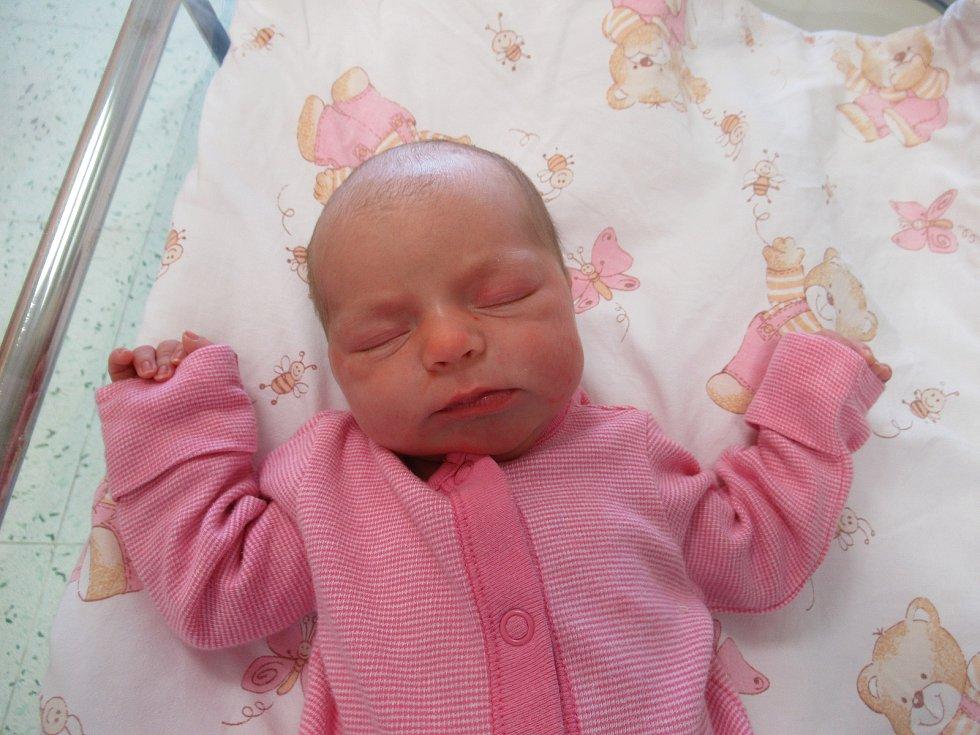 Veronika se narodila v pondělí 13. dubna 2020 v 15:41 hodin. Holčička vážila 3,15 kg a měřila 46 cm.