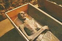Z padesáti mumií se v dobrém stavu zachovaly ostatky u 34 z nich.