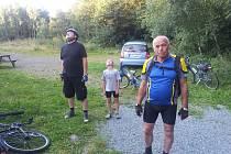 Jeroným Holý je stále aktivním cyklistou.