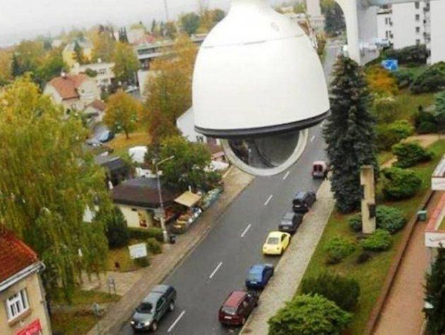 Kamerový systém v Novém Městě nad Metují