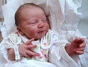 VÁCLAV SUDEK z Lipí je prvorozeným děťátkem novopečených rodičů Jany Paslerové a Milana Sudka. Klouček se narodil 6. června 2017 ve 13.00 hodin, vážil 3200 gramů a měřil 49 centimetrů.
