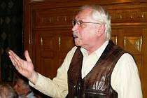 Zastupitel za KSČM Josef Kindl je zásadně proti prodeji pivovaru.