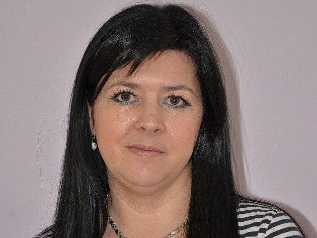 Erika Benešová.