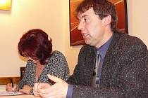 Milan Brandejs, starosta Teplic nad Metují.