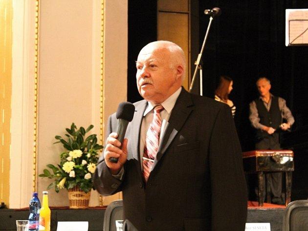 Ředitel Oblastní nemocnice Náchod Miroslav Vávra.