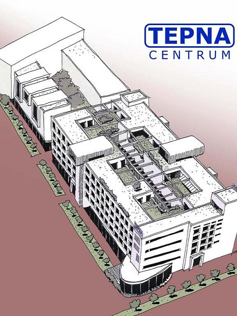 Studie Tepny  zachycuje budoucí podobu tohoto bývalého textilního podniku.
