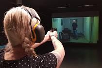 Při Dnech otevřených dveří s Českou Zbrojovkou konaných u příležitosti otevření nové prodejny zbraní a střeliva ve Střelnici Walzel si zájemci mohli vystavené zbraně nejen prohlédnout, ale i vyzkoušet.