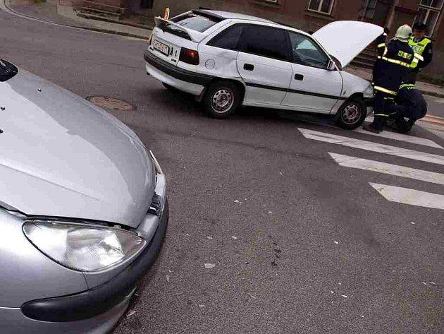 Z nehody.