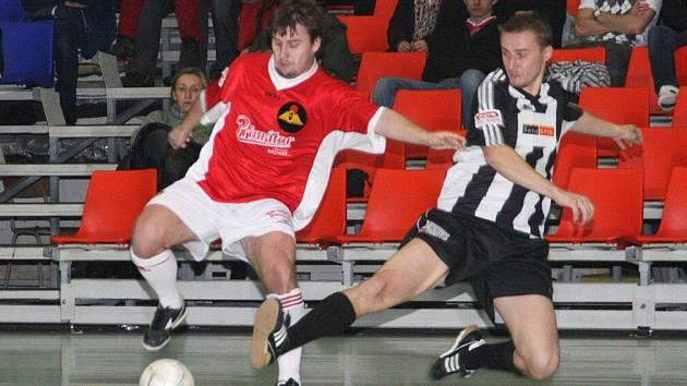 Z osmé pozice budou futsalisté SK Goll Běloves útočit po Novém roce na play off Celostátní ligy.