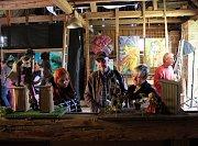 Unikátní jednodenní výstava pod širým nebem oslavila pět let