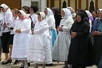 Církevní svátek - svěcení oltářů.