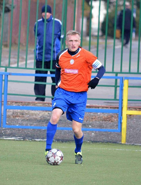 Jan Hable, bývalý mládežnický reprezentant posílí fotbalový  Náchod.
