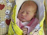 LAURA POTOCKÁ je z Náchoda. Holčička se narodila 13. března 2018 v 17,15 hodin, vážila 3105 g a měřila 48 cm. Rodiče Jana Effenberková a Jan Potocký mají doma ještě dvouletého Danielka.