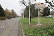 Nově instalované radary budou měřit rychlost na několika místech v Novém Městě nad Metují. Foto: Archiv NMNM