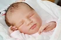 ANETA ŠUBRTOVÁ se narodila 5. listopadu 2014 v 01:14 hodin s váhou 3630 gramů a délkou 50 centimetrů. S rodiči Šárkou a Pavlem a se sestřičkou Barunkou (3,5 roku) mají domov v obci Skršice.