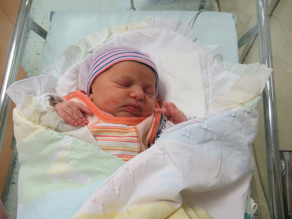 Sabina je na světě! Holčička se narodila v neděli 8. března 2020 ve 23:39 hodin, vážila 3,35 kg a měřila 47 cm.