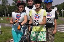 Krajské kolo Dopravní soutěže mladých cyklistů